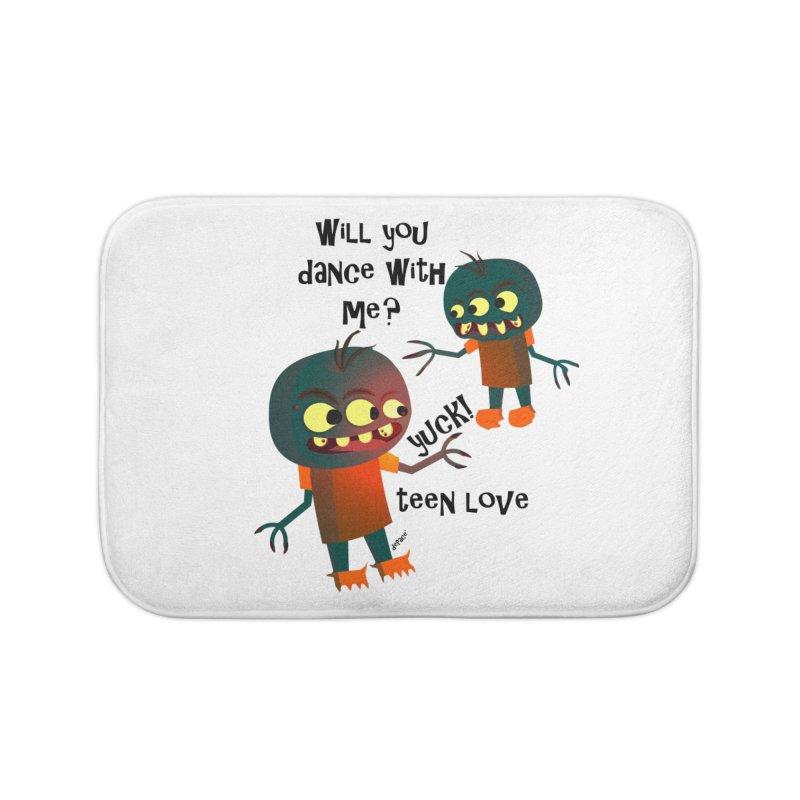 True Teen Love Home Bath Mat by artworkdealers Artist Shop
