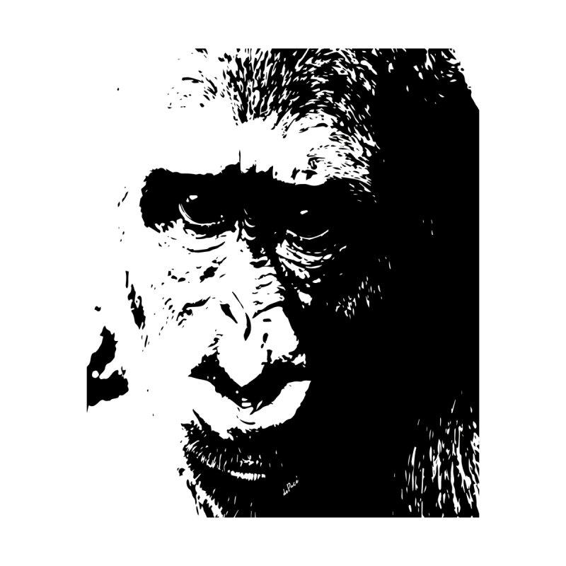 Gorilla Stare Down by artworkdealers Artist Shop