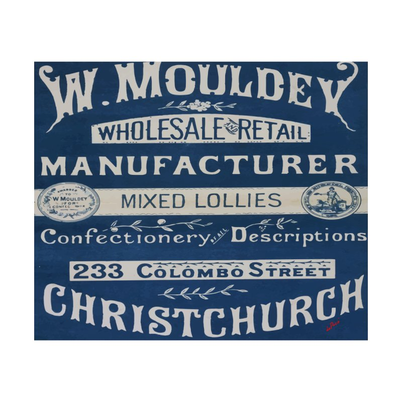 mixed lollies confections sign by artworkdealers Artist Shop