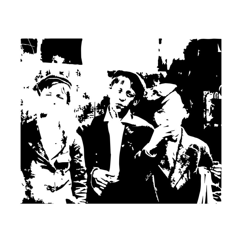 smoking boys of old by artworkdealers Artist Shop