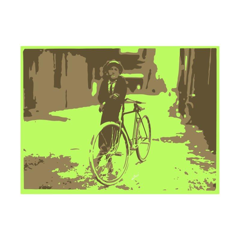 Messenger boy of 1910 by artworkdealers Artist Shop