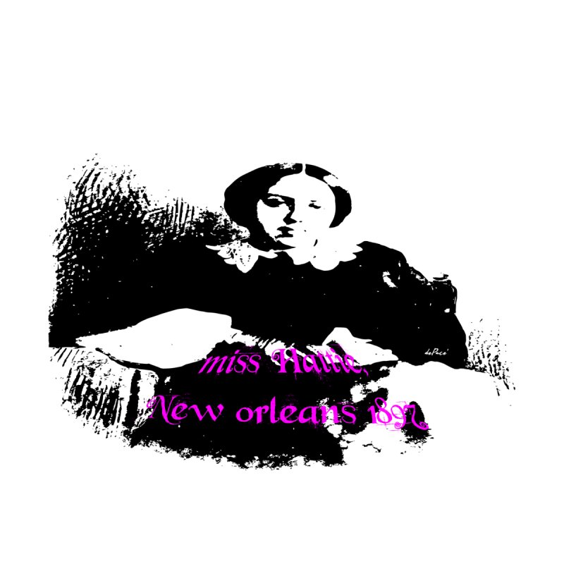 Miss Hattie, New Orleans 1897 by artworkdealers Artist Shop