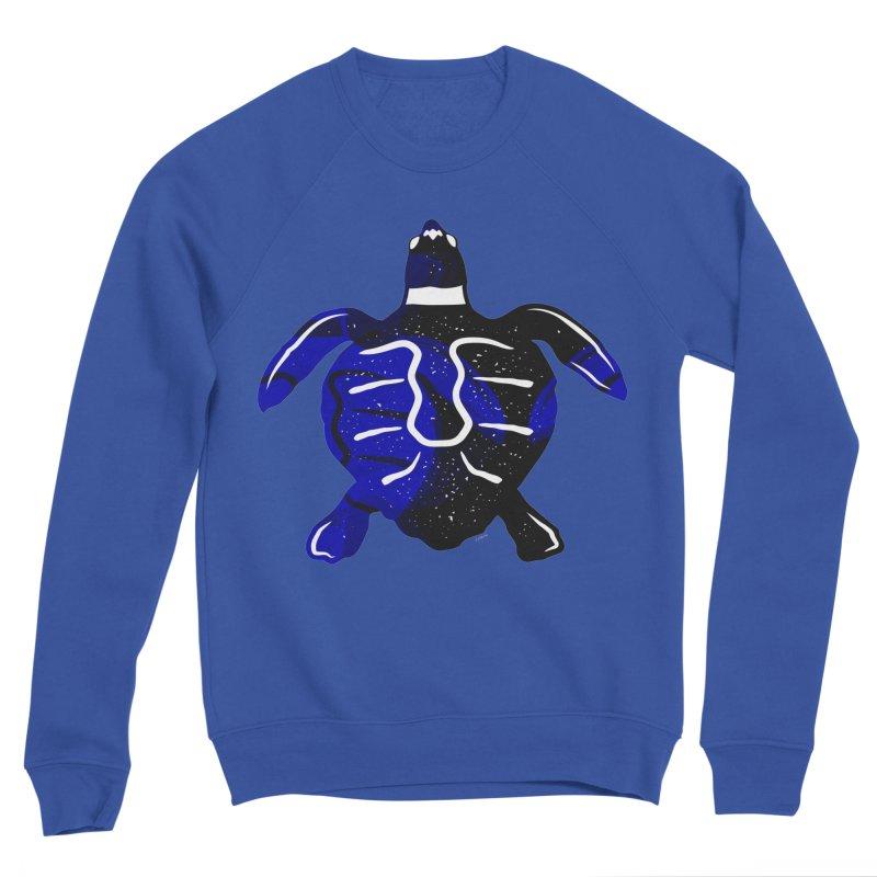 Sea Turtle of Many Colors Women's Sponge Fleece Sweatshirt by artworkdealers Artist Shop