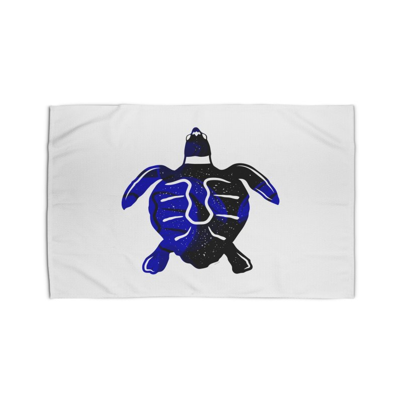 Sea Turtle of Many Colors Home Rug by artworkdealers Artist Shop