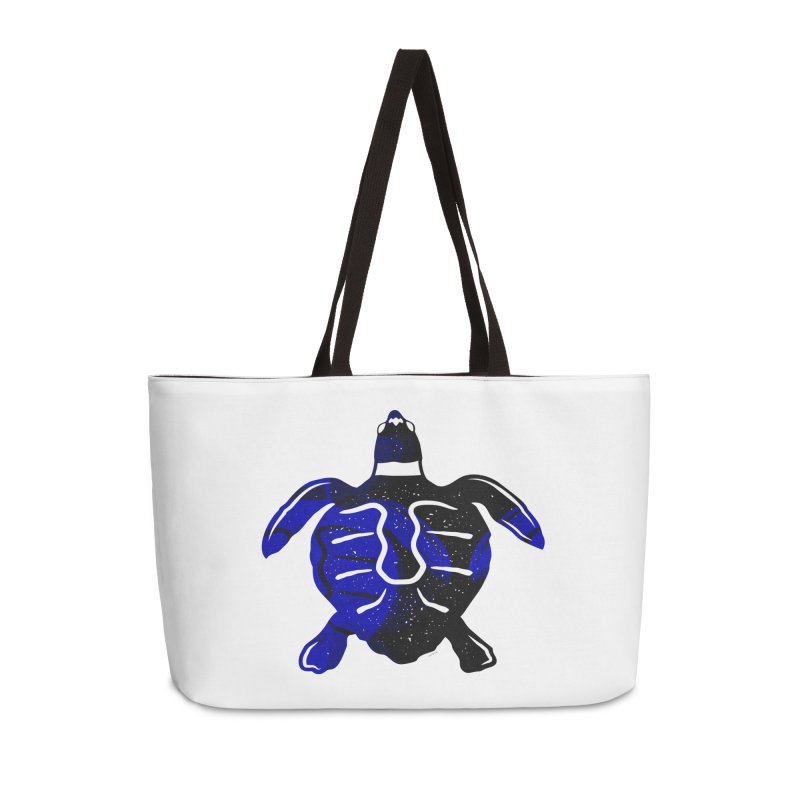 Sea Turtle of Many Colors Accessories Weekender Bag Bag by artworkdealers Artist Shop