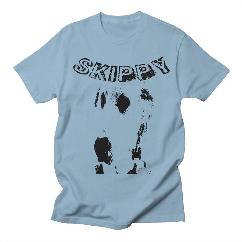 SKIPPY Men's Regular T-Shirt by artworkdealers Artist Shop