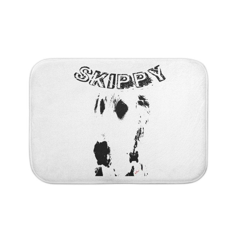 SKIPPY Home Bath Mat by artworkdealers Artist Shop
