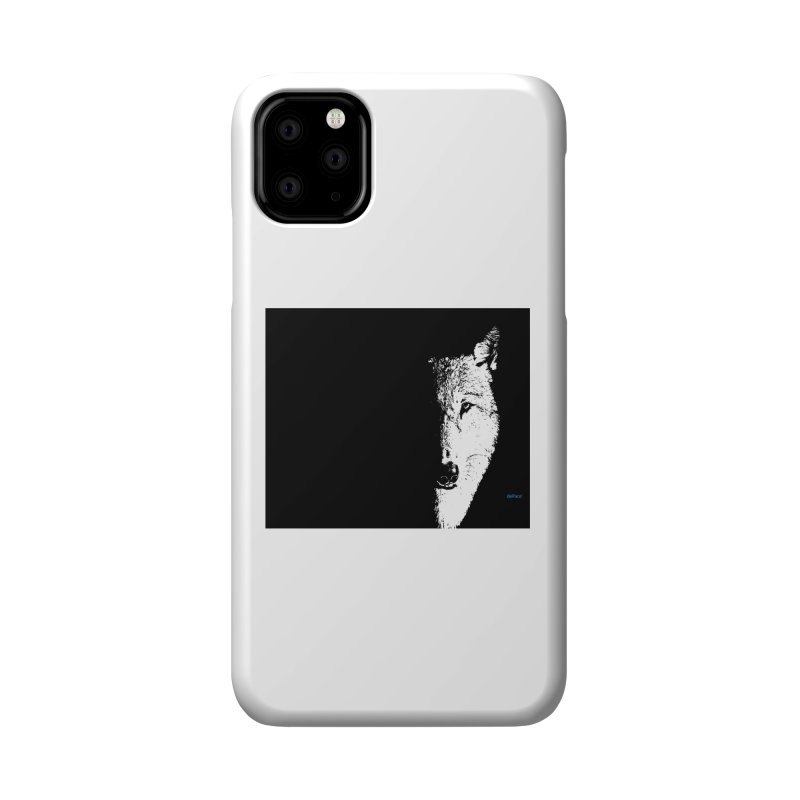Lone Wolf Accessories Phone Case by artworkdealers Artist Shop