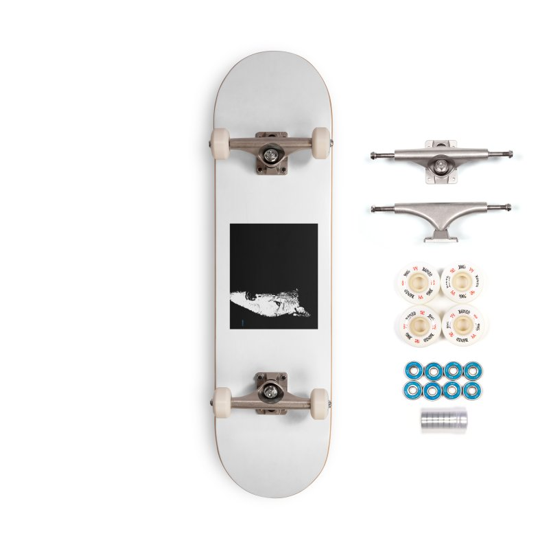 Lone Wolf Accessories Complete - Premium Skateboard by artworkdealers Artist Shop