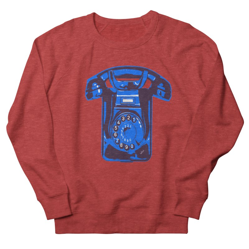 Call Me Women's French Terry Sweatshirt by artworkdealers Artist Shop