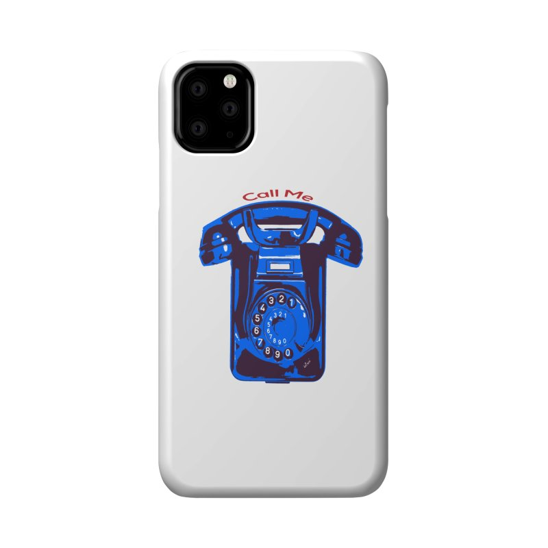 Call Me Accessories Phone Case by artworkdealers Artist Shop