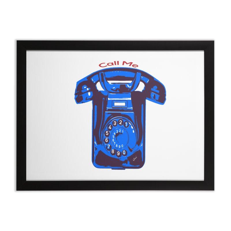 Call Me Home Framed Fine Art Print by artworkdealers Artist Shop