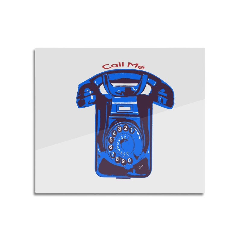 Call Me Home Mounted Acrylic Print by artworkdealers Artist Shop