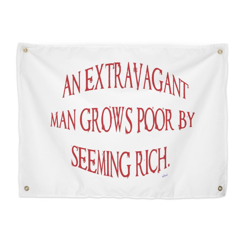 Extravagant Man Home Tapestry by artworkdealers Artist Shop