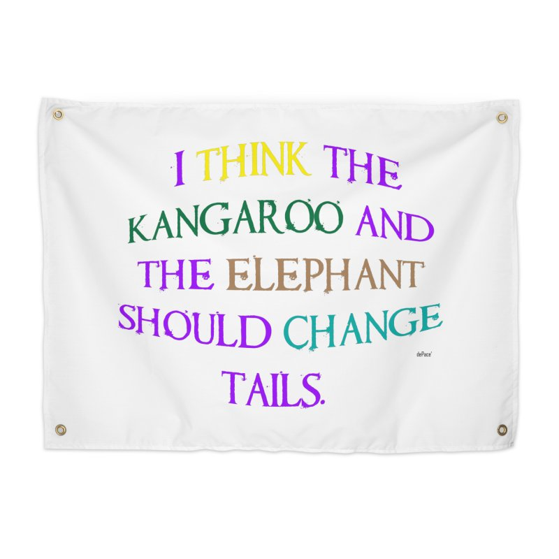 Change Tails Home Tapestry by artworkdealers Artist Shop