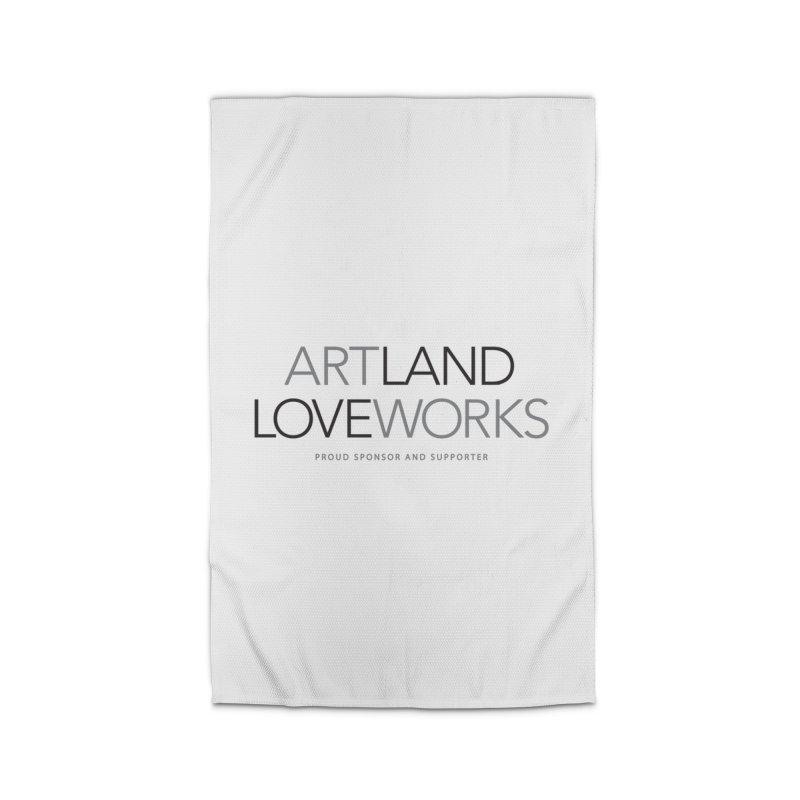 Art Land Love Works Home Rug by Artworks Loveland