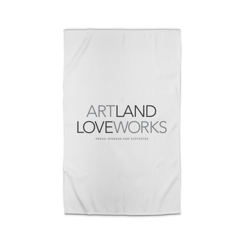 Art Land Love Works Home Rug by Artworks Loveland