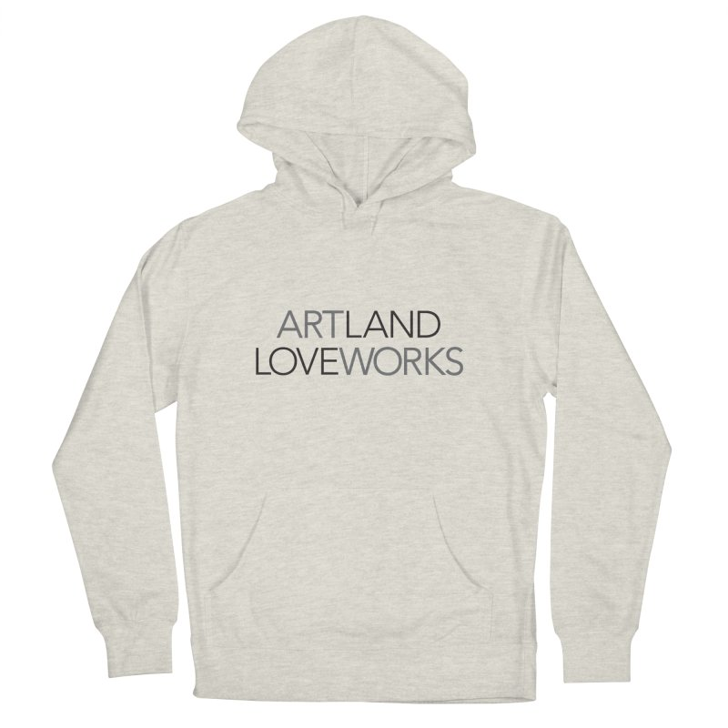 Art Land Love Works Men's Pullover Hoody by Artworks Loveland