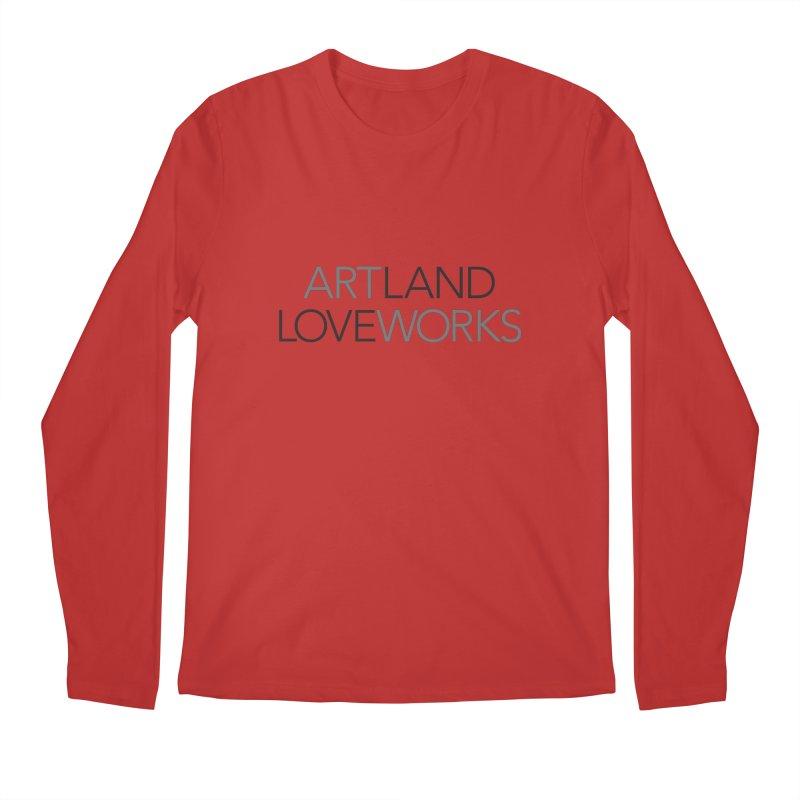 Art Land Love Works Men's Longsleeve T-Shirt by Artworks Loveland