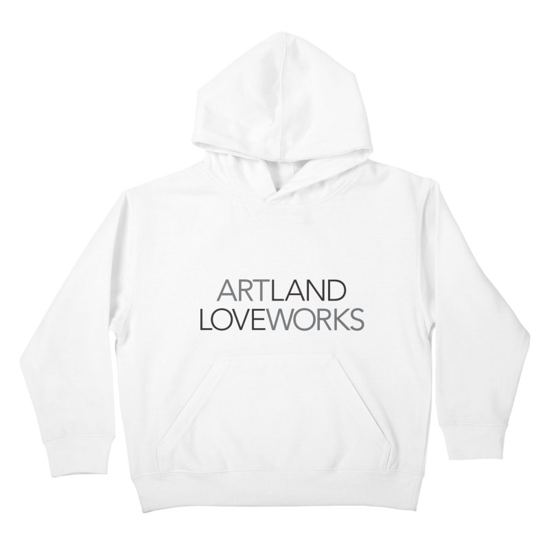 Art Land Love Works Kids Pullover Hoody by Artworks Loveland