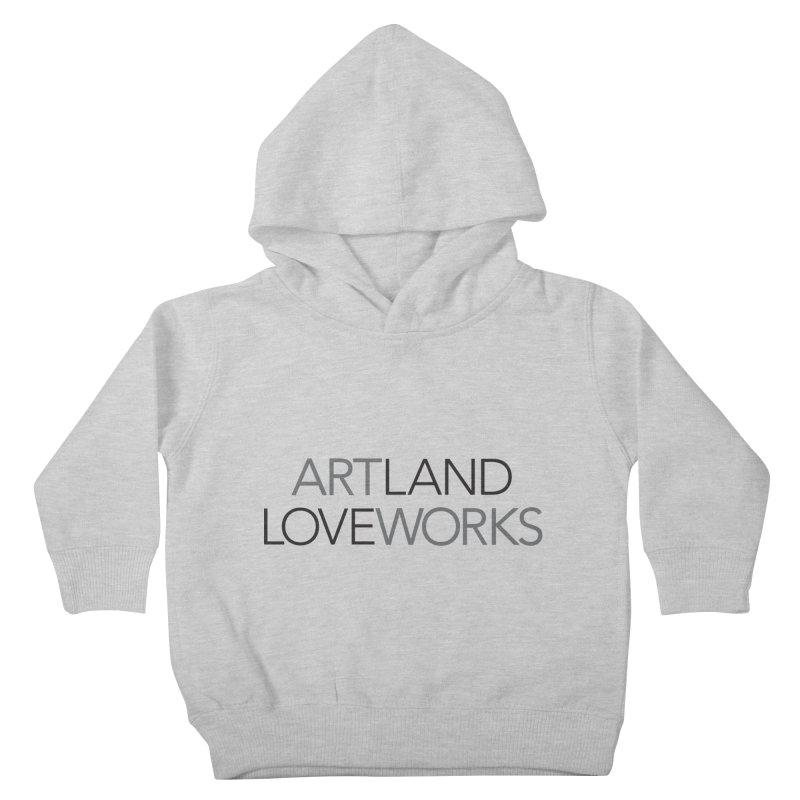 Art Land Love Works Kids Toddler Pullover Hoody by Artworks Loveland