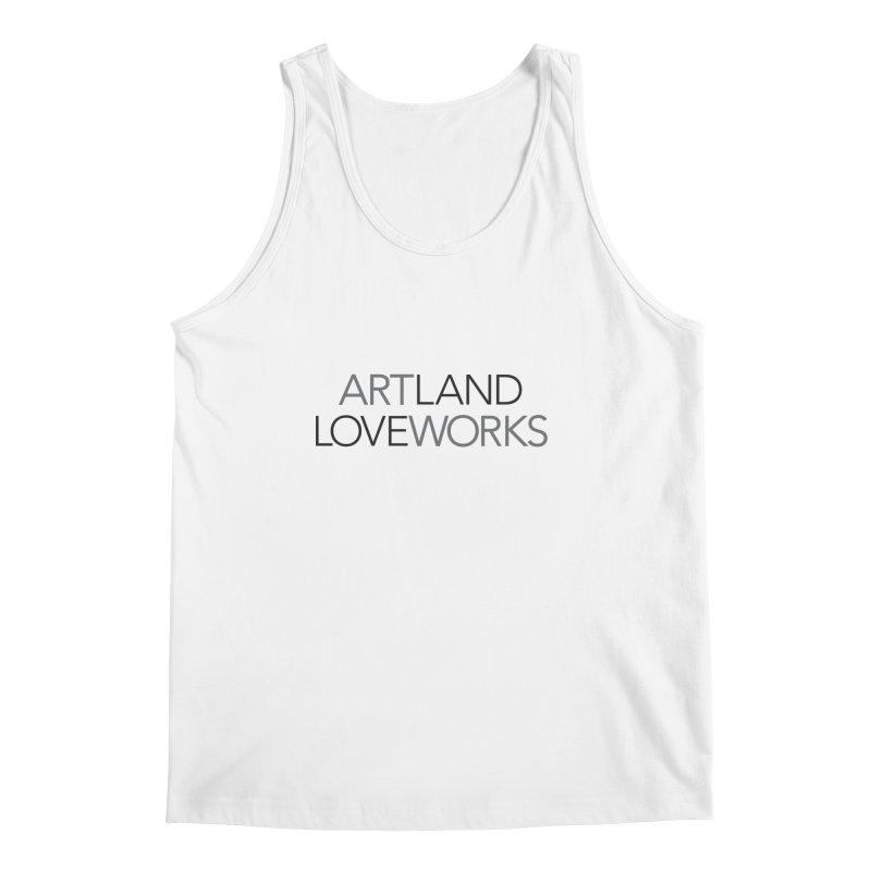 Art Land Love Works Men's Regular Tank by Artworks Loveland