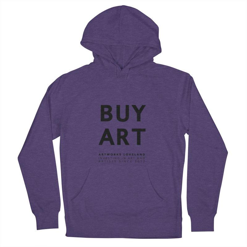 BUY ART Men's Pullover Hoody by Artworks Loveland