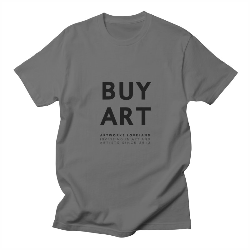 BUY ART Men's T-shirt by Artworks Loveland