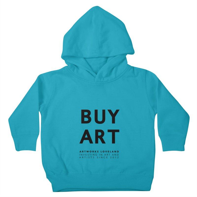 BUY ART Kids Toddler Pullover Hoody by Artworks Loveland