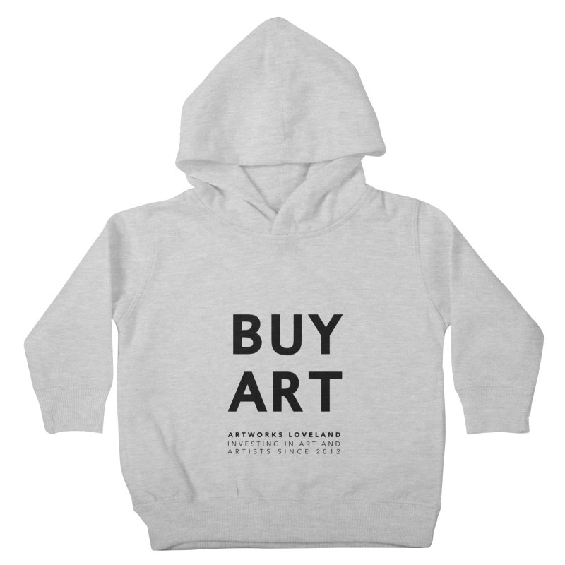 BUY ART Kids Toddler Pullover Hoody by Artworks Loveland