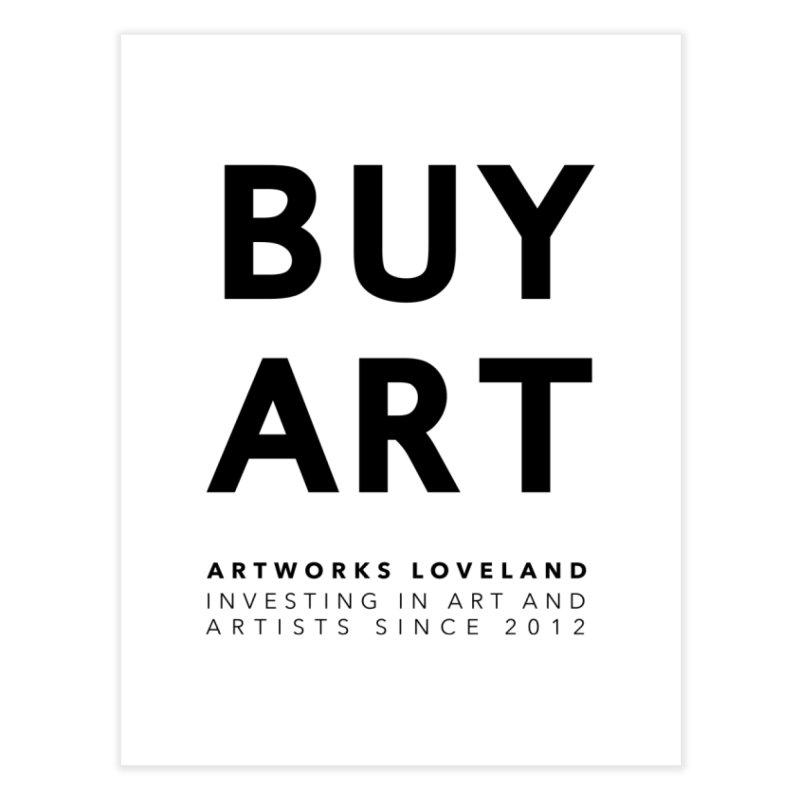 BUY ART Home Fine Art Print by Artworks Loveland