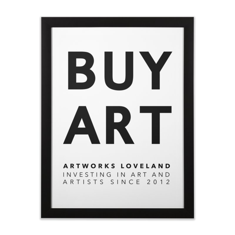 BUY ART Home Framed Fine Art Print by Artworks Loveland
