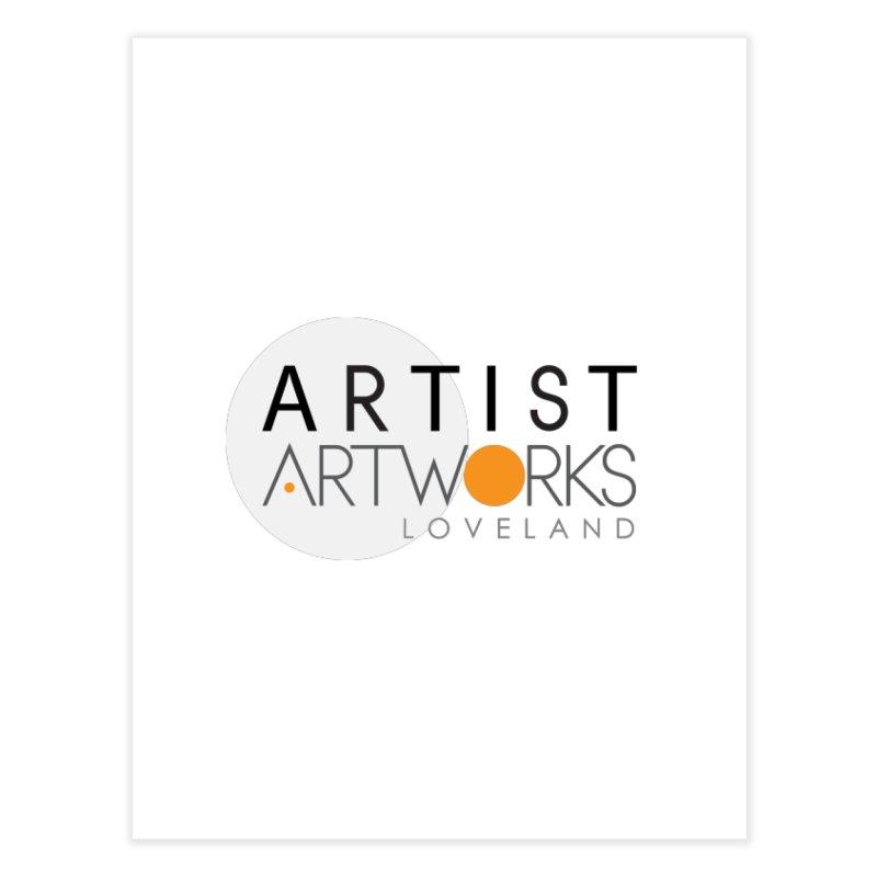 ARTWORKS ARTIST  Home Fine Art Print by Artworks Loveland
