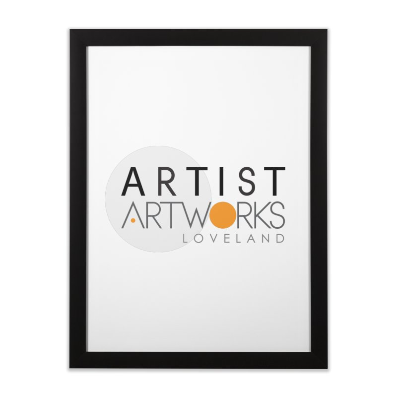 ARTWORKS ARTIST  Home Framed Fine Art Print by Artworks Loveland