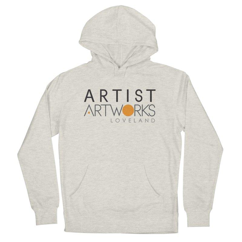 ARTWORKS ARTIST  Men's French Terry Pullover Hoody by Artworks Loveland