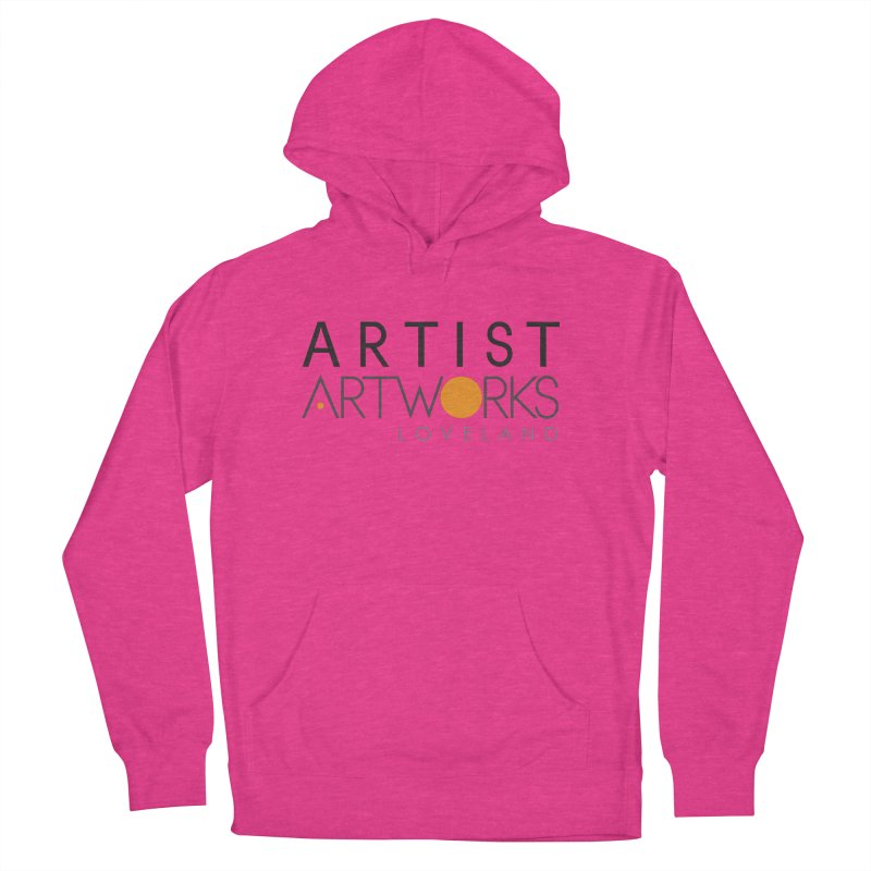 ARTWORKS ARTIST  Men's Pullover Hoody by Artworks Loveland