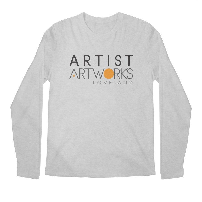 ARTWORKS ARTIST  Men's Regular Longsleeve T-Shirt by Artworks Loveland