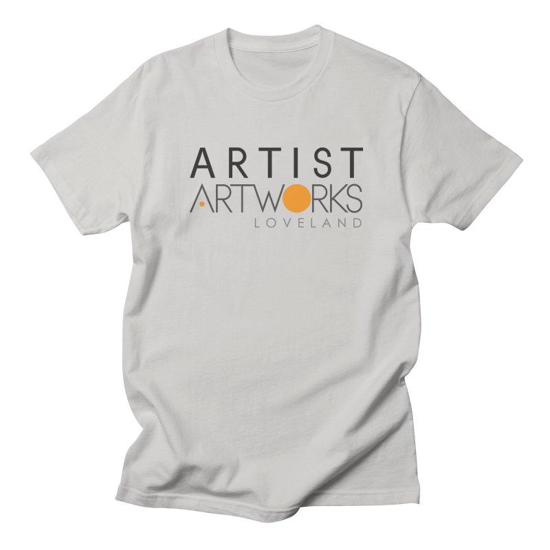ARTWORKS ARTIST  Men's T-Shirt by Artworks Loveland