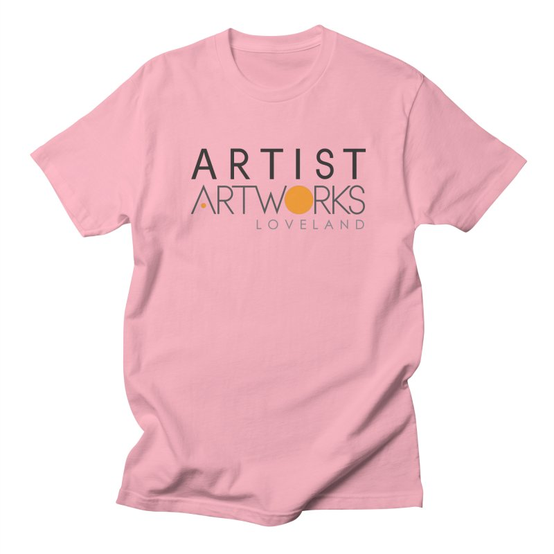 ARTWORKS ARTIST  Men's T-shirt by Artworks Loveland