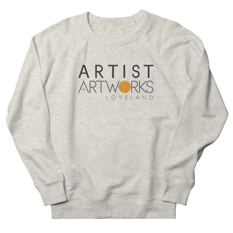 ARTWORKS ARTIST  Women's French Terry Sweatshirt by Artworks Loveland