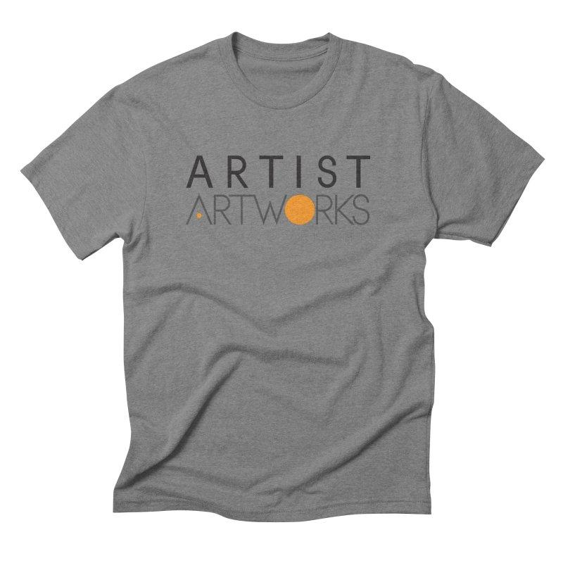 ARTWORKS ARTIST  Men's Triblend T-Shirt by Artworks Loveland