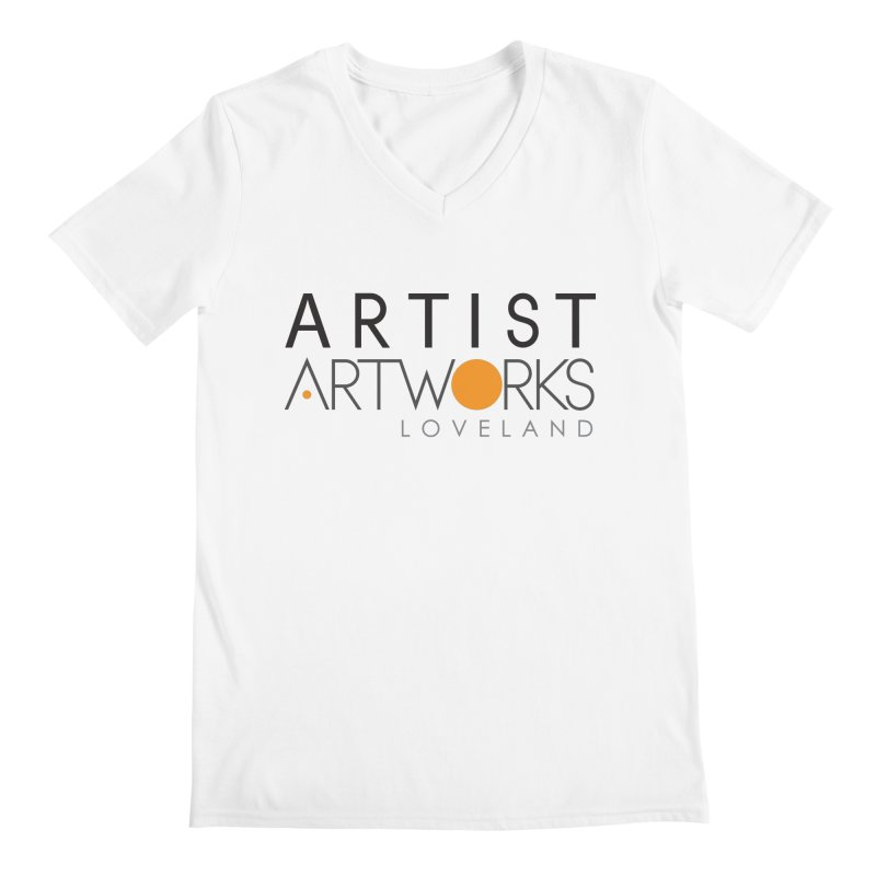 ARTWORKS ARTIST  Men's V-Neck by Artworks Loveland