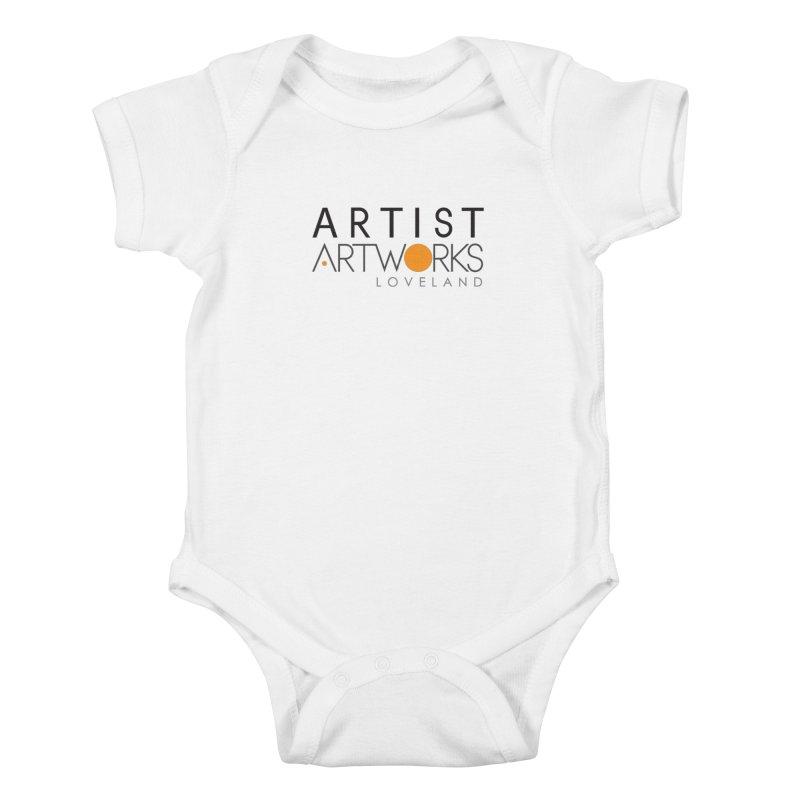 ARTWORKS ARTIST  Kids Baby Bodysuit by Artworks Loveland