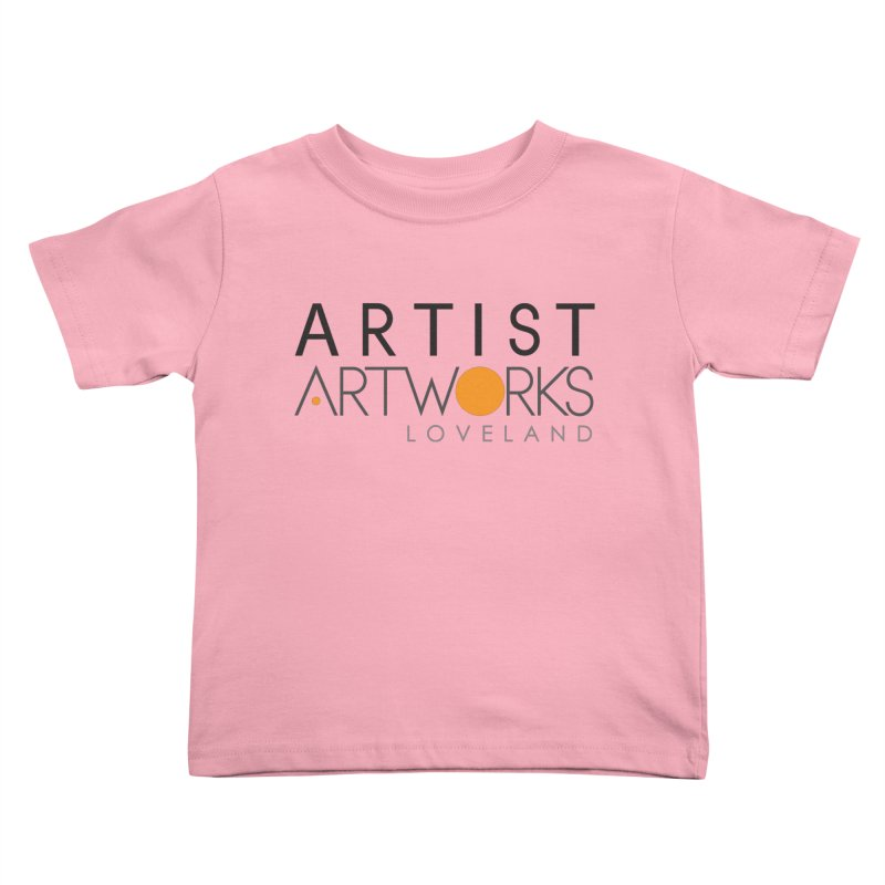 ARTWORKS ARTIST  Kids Toddler T-Shirt by Artworks Loveland
