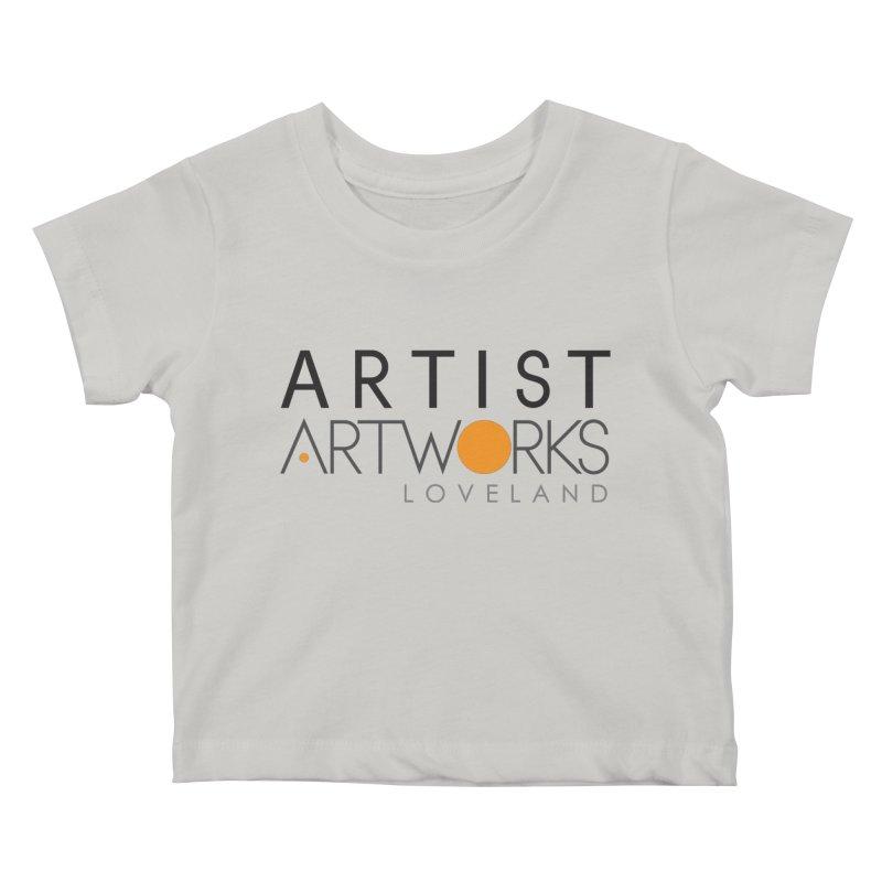 ARTWORKS ARTIST  Kids Baby T-Shirt by Artworks Loveland
