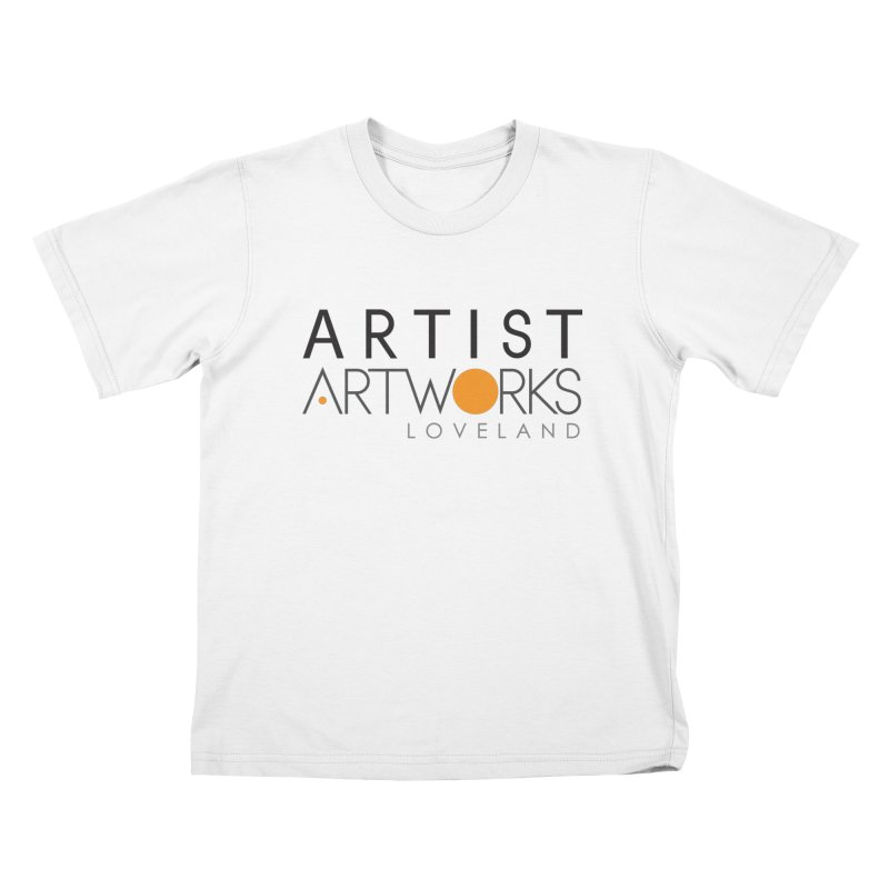 ARTWORKS ARTIST  Kids T-Shirt by Artworks Loveland