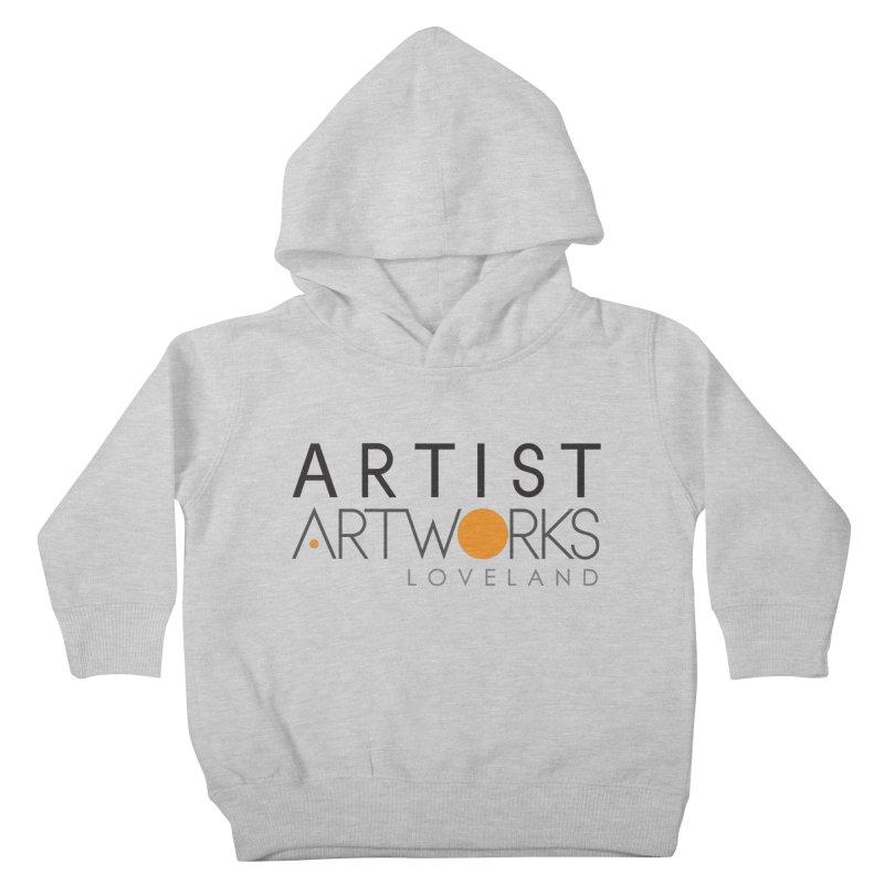 ARTWORKS ARTIST  Kids Toddler Pullover Hoody by Artworks Loveland