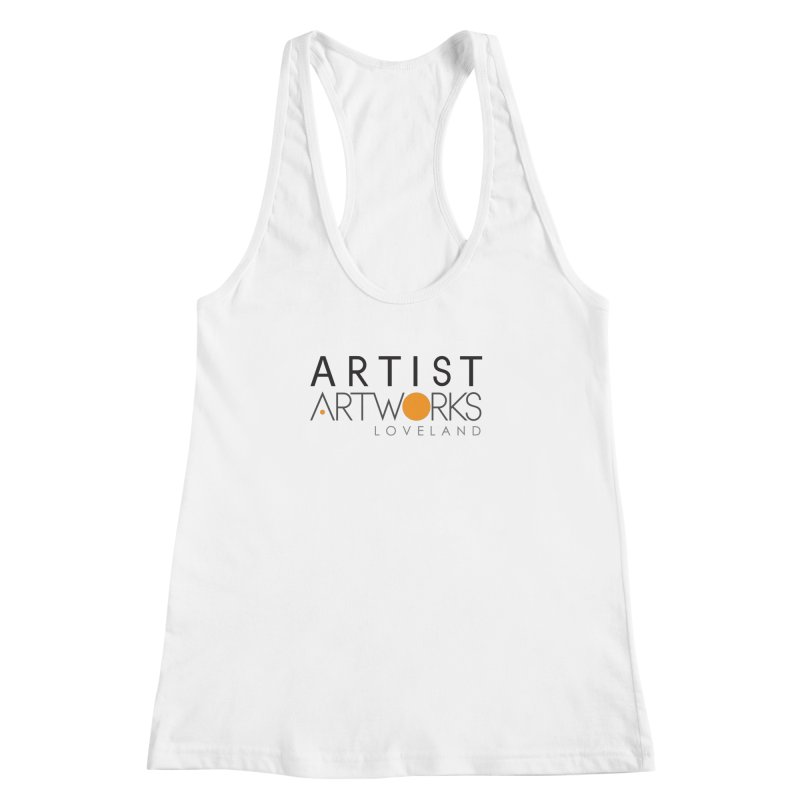 ARTWORKS ARTIST  Women's Racerback Tank by Artworks Loveland