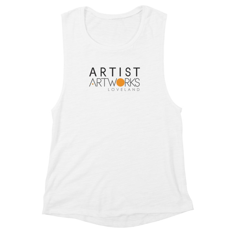 ARTWORKS ARTIST  Women's Muscle Tank by Artworks Loveland