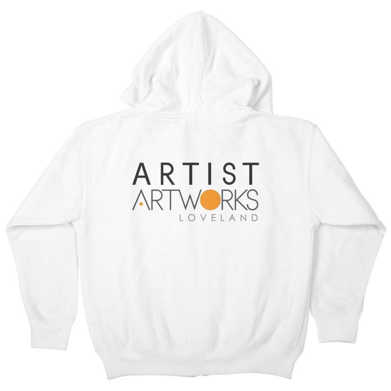 ARTWORKS ARTIST  Kids Zip-Up Hoody by Artworks Loveland
